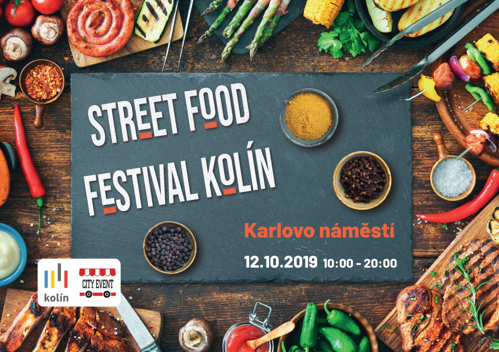 Street Food Kolín 2019